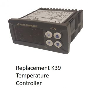 K39 temperature controller for panther dryers