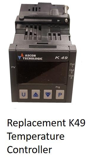 K49 Temperature Controller