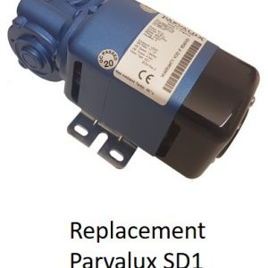 Parvalux SD1 motor for Mini and 700 series Tunnel Dryers