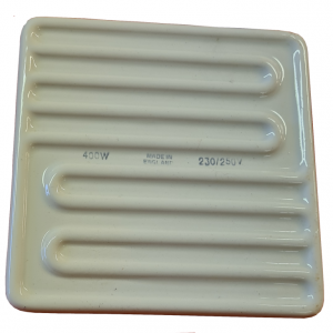 Ceramic Heating Element perfect for Flash Dryers and Older Panther Tunnel Dryers